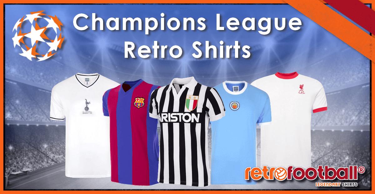 a9633d02da1 Retro football shirts