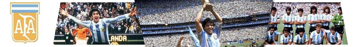 Argentina retro shirts