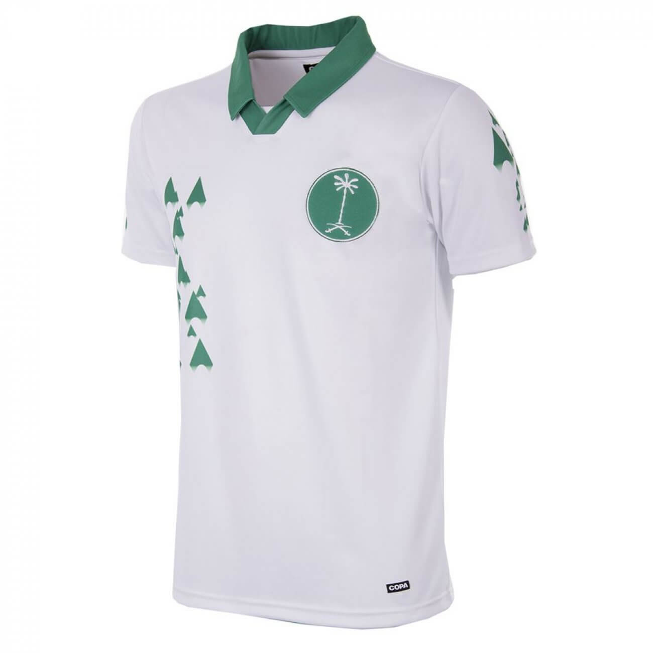 SAUDI ARABIA World Cup 2018 Mens T-Shirt FOOTBALL New Style Retro
