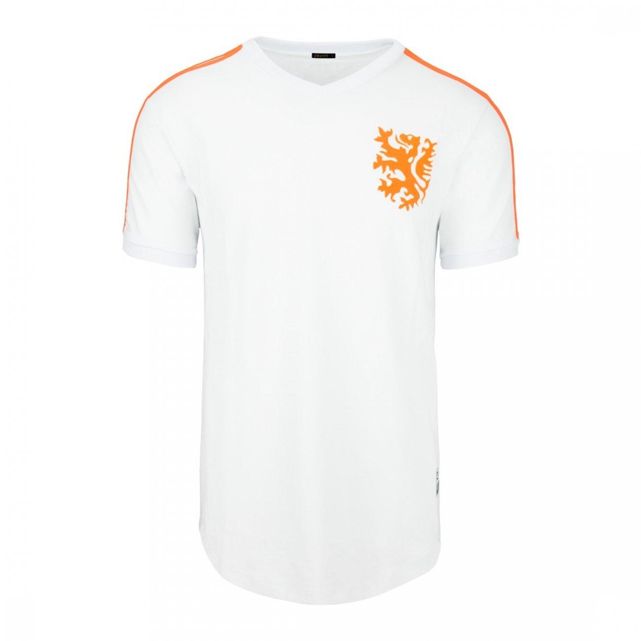 Holland WC 1974 Vintage V Collar Shirt | Away
