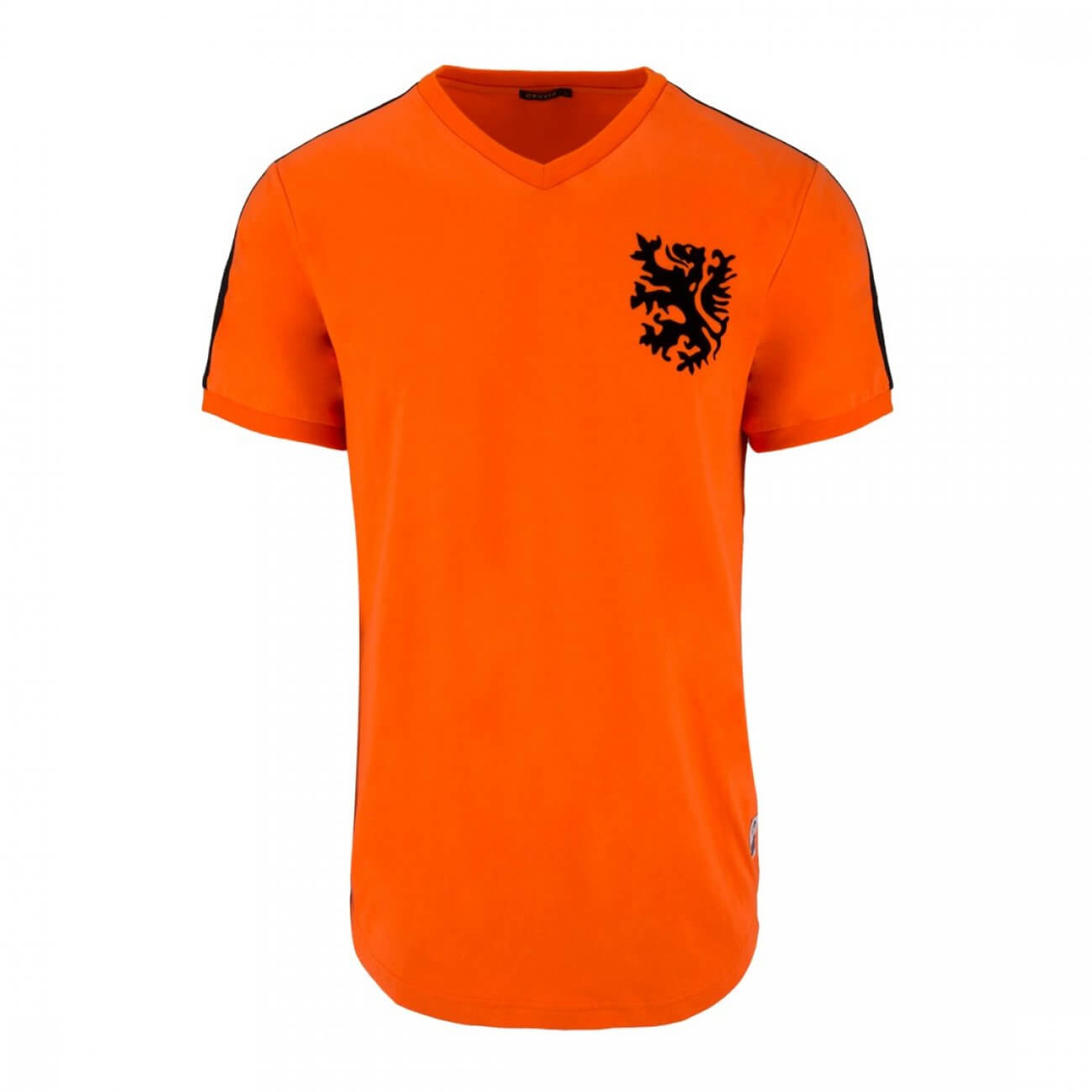 Holland WC 1974 Vintage V Collar Shirt