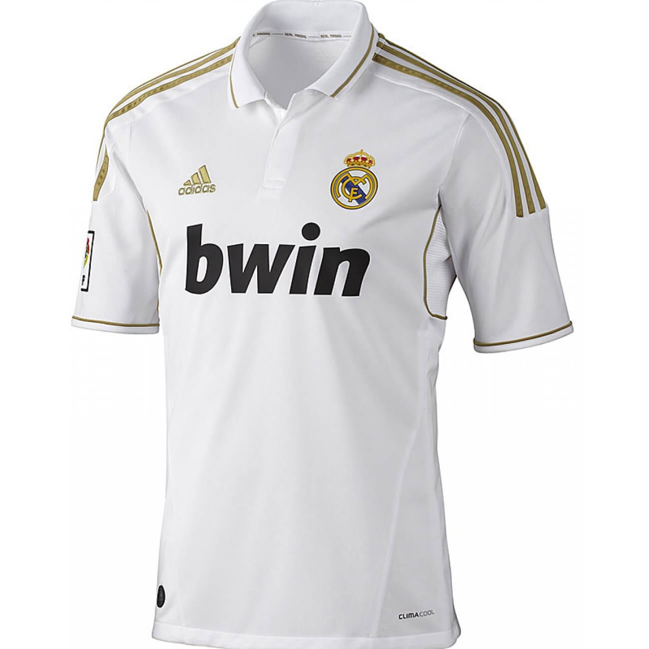 super popular b1c91 11441 Real Madrid Vintage Shirt 2011/2012