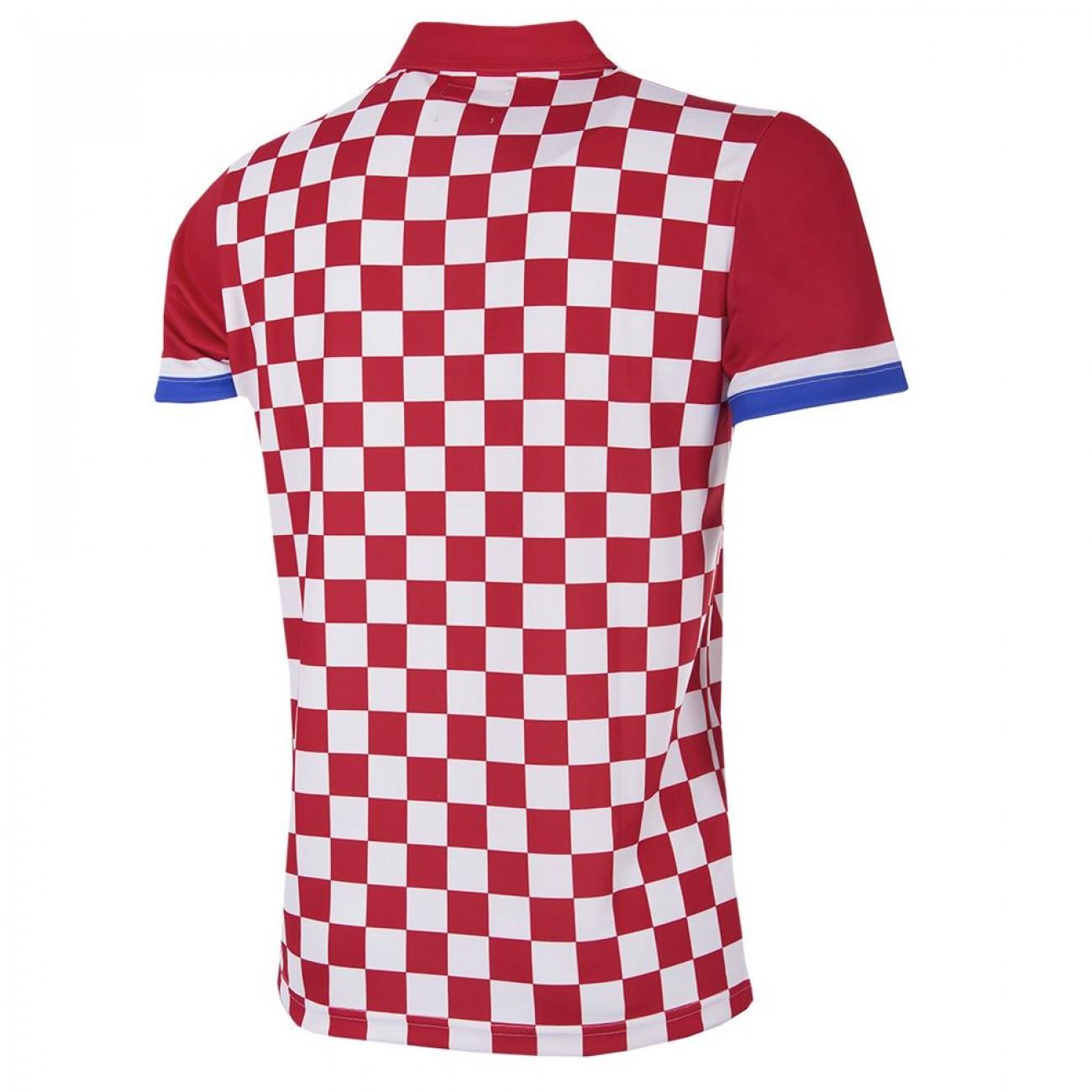 4898be5795f Croatia 1990 Retro Shirt