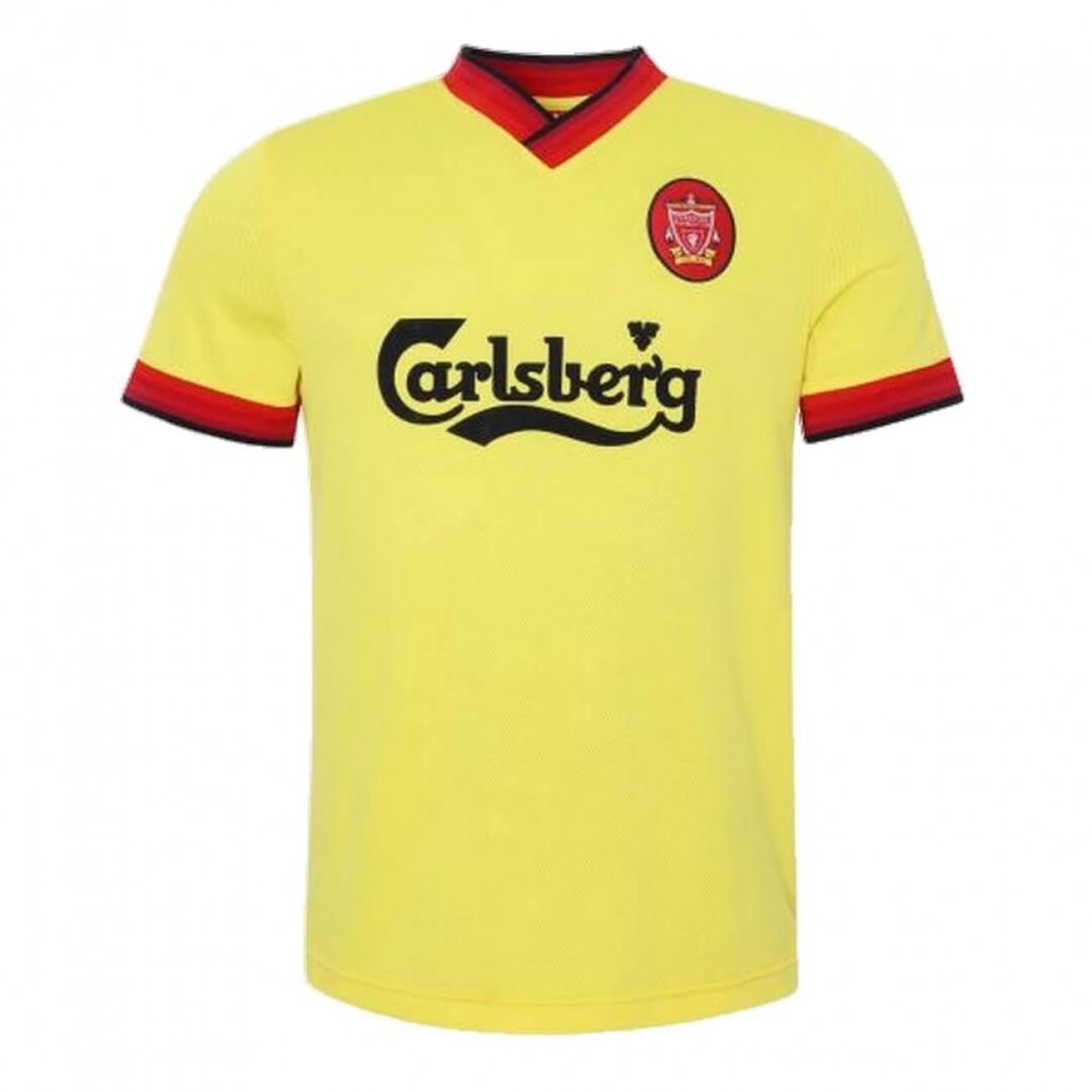 Liverpool FC 1997-98 Away football shirt