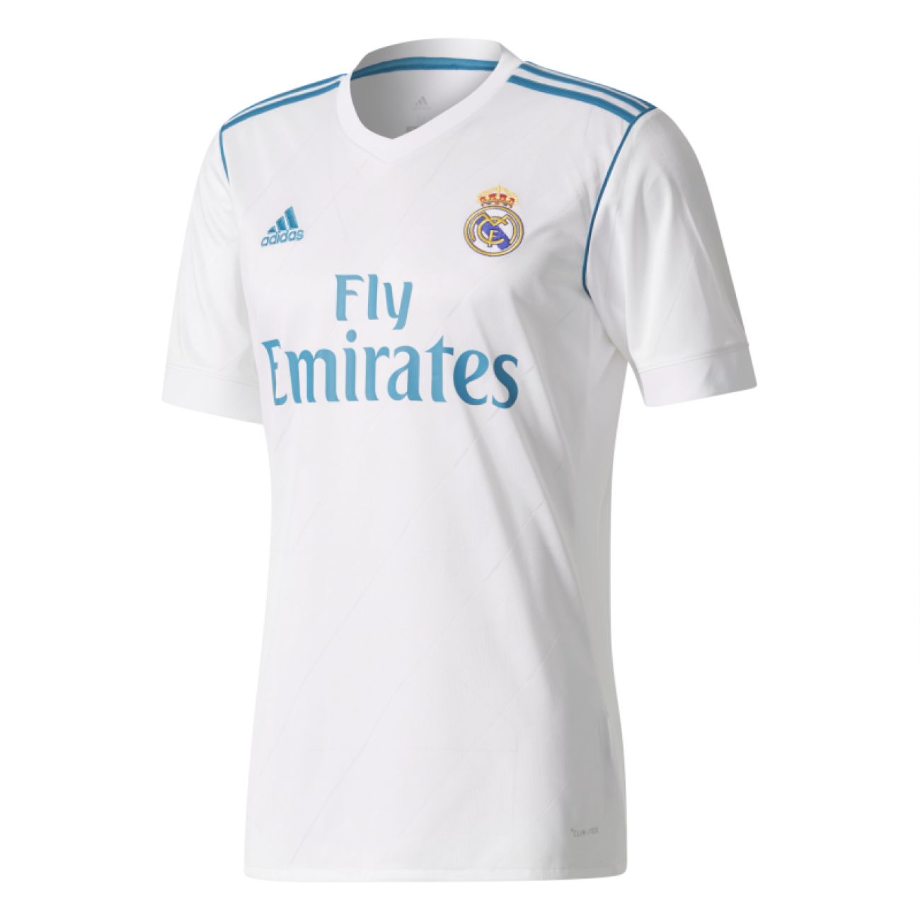 b1ef611e8c9 Real Madrid Retro Shirt 2017 2018
