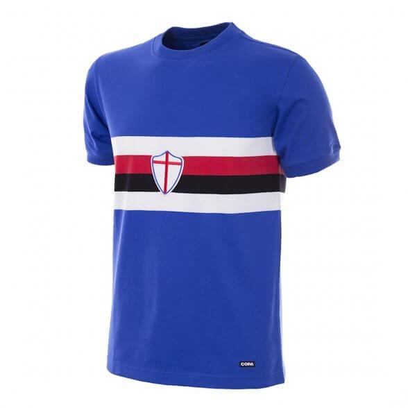 UC Sampdoria 1975/76 Retro Shirt
