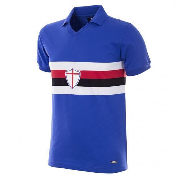 UC Sampdoria 1981/82 Retro Shirt