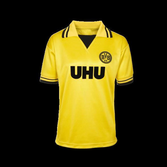 reputable site 0f2ec 44fa9 Borussia Dortmund 1980-83 Retro Shirt