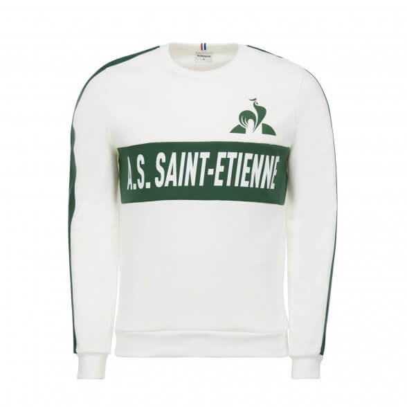 ASSE SWEATSHIRT | WHITE