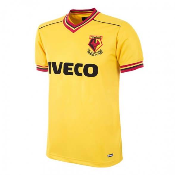 Watford FC 1983-84 shirt