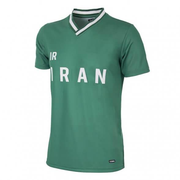 san francisco 1ca0b 0508f Iran 1990 Retro Shirt