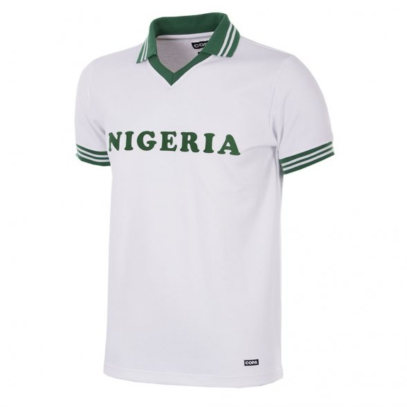Nigeria 1988 Retro Shirt