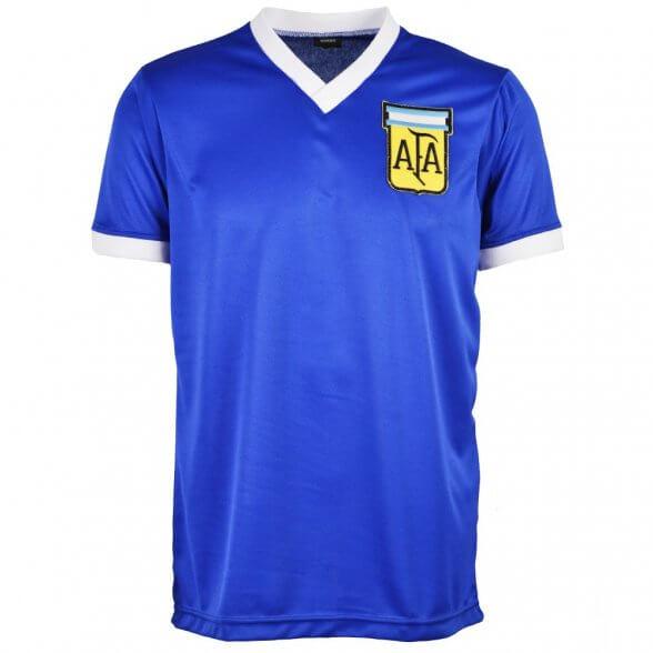 Argentina 1986 Retro Shirt | Away