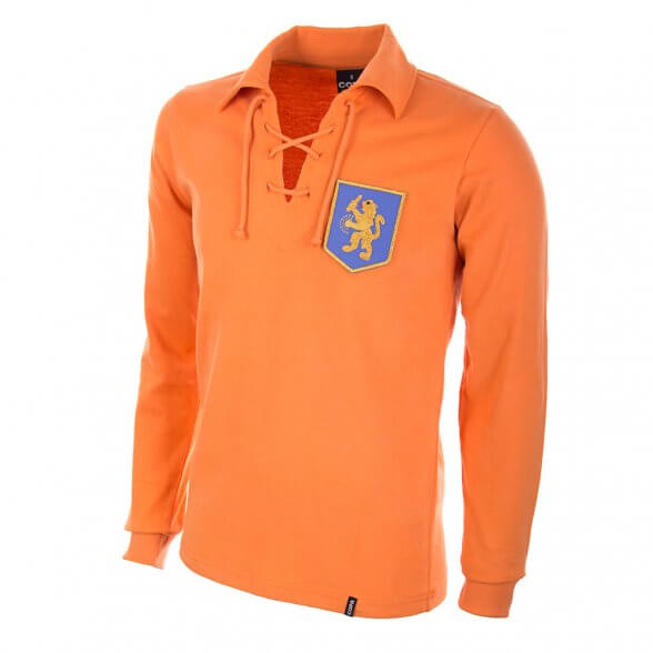Holland 1950s Retro Shirt