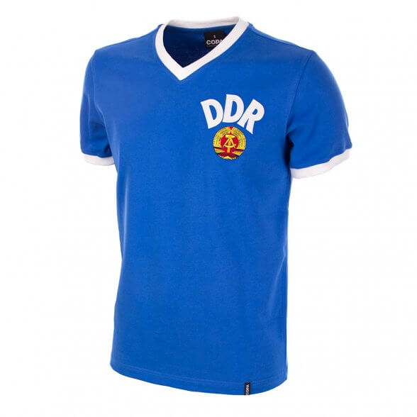 DDR World Cup 1974 Retro Shirt