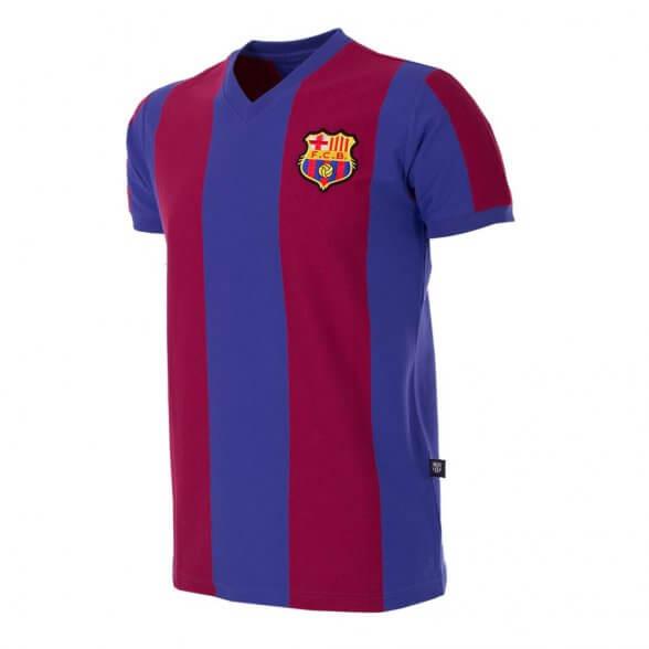 FC Barcelona 1970s Retro Shirt