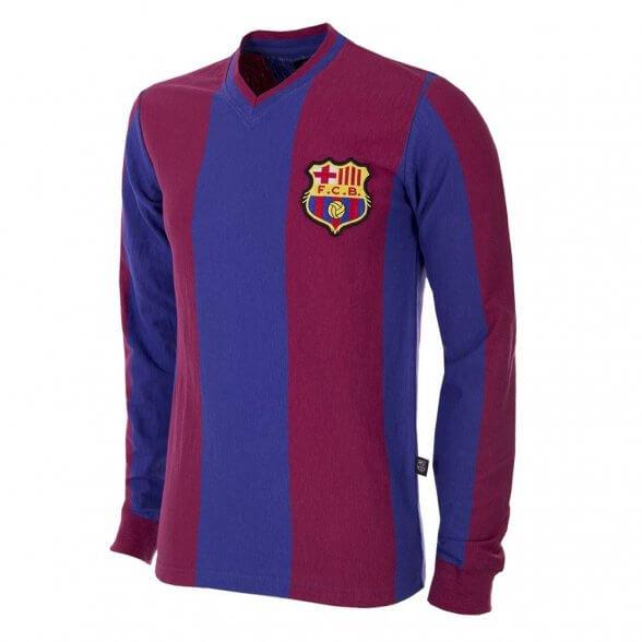 FC Barcelona 1916/17 Retro Shirt