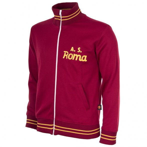 AS Roma 1974/75 Retro Jacket