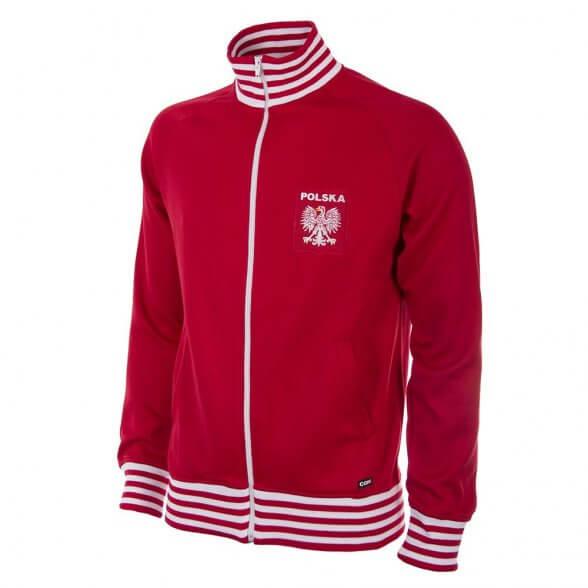 Poland 1980 Retro Jacket