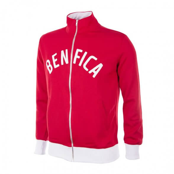 SL Benfica 1960´s Retro Football Jacket