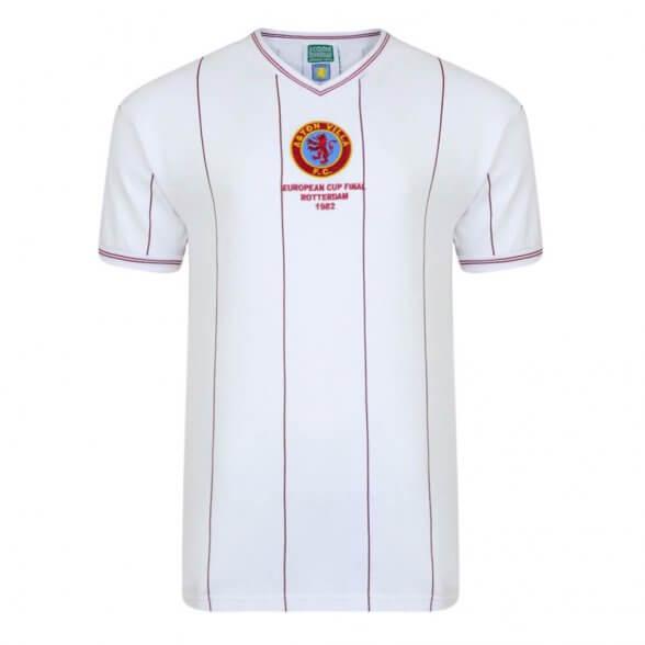 Aston Villa 1982 Champions of Europe