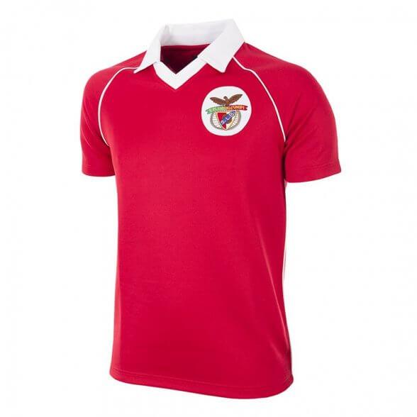 SL Benfica 1983/84 retro shirt