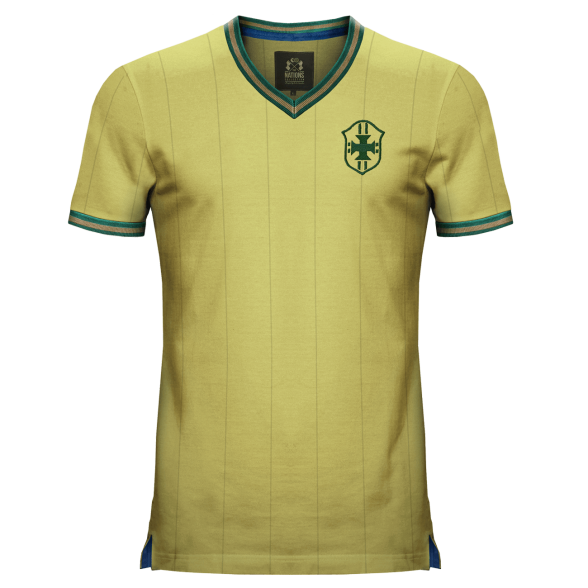 Brazil   Verde Amarela