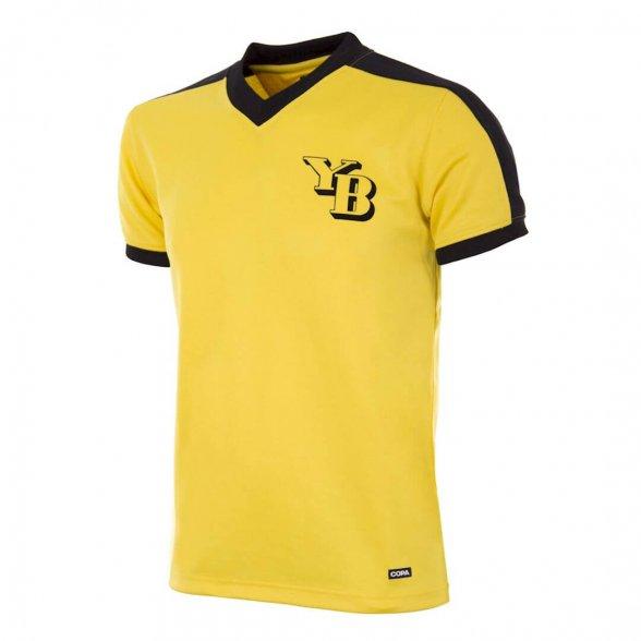 BSC Young Boys 1975-76 Retro Shirt