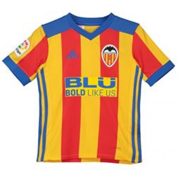 Valencia away shirt 2017-2018 | Kid