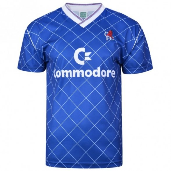 Chelsea 1988 retro shirt product photo