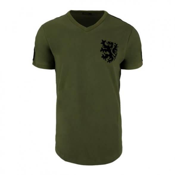 Holland 1974 T-Shirt | Green Front