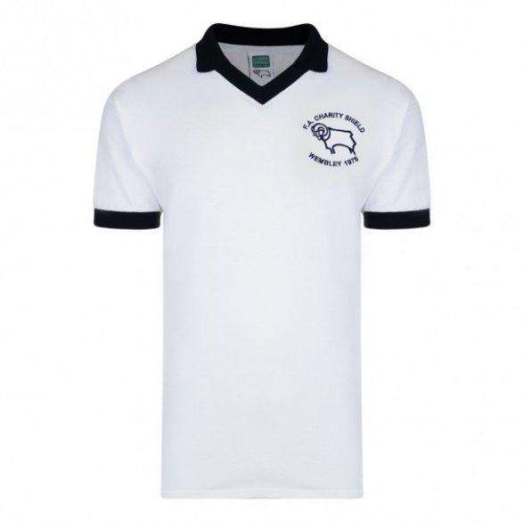 Derby County 1975 Retro Shirt