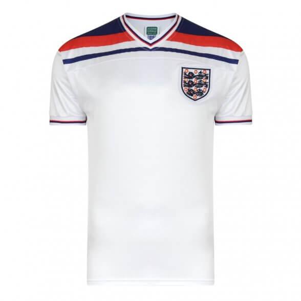 England 1982 Retro Shirt