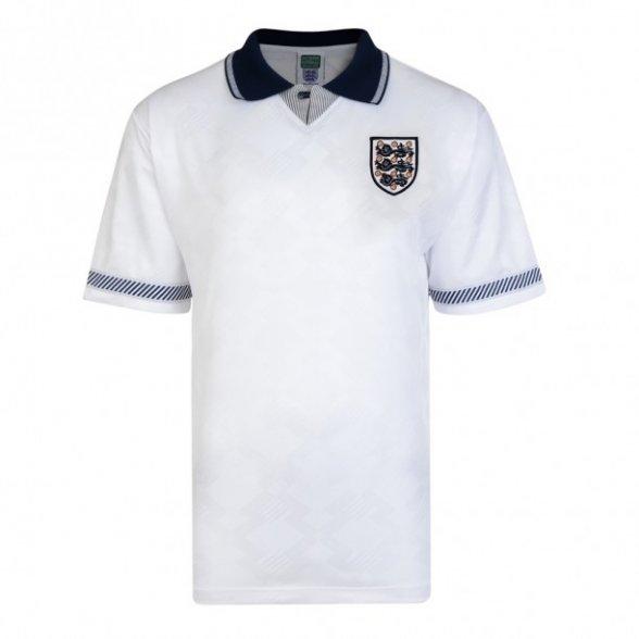 England 1990 Retro Shirt