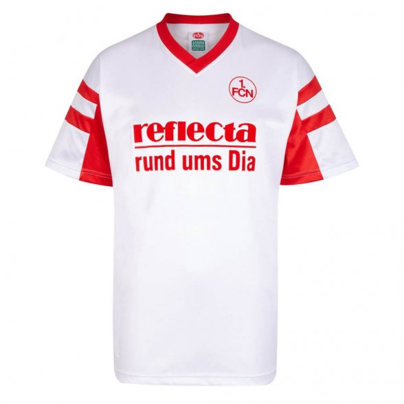 Nurnberg 1988/89 Retro Shirt | Away
