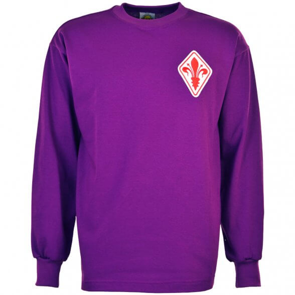 Fiorentina 1969  Retro Shirt
