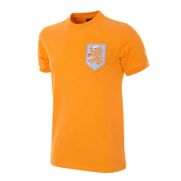 Holland 1966 Retro Football Shirt
