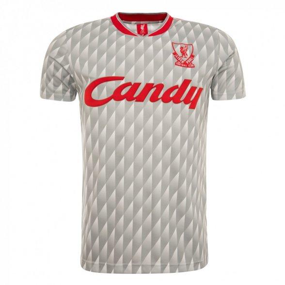 Liverpool Retro Shirt 1989/90 | Away