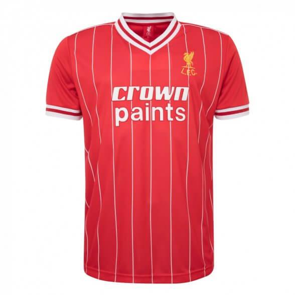 Liverpool Retro Shirt 1982/83