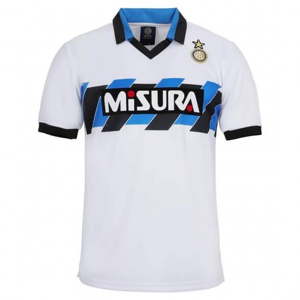 F.C. Internazionale 1990-91 Away Shirt