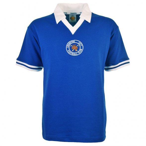 Leicester City 1976 - 79 Retro Shirt