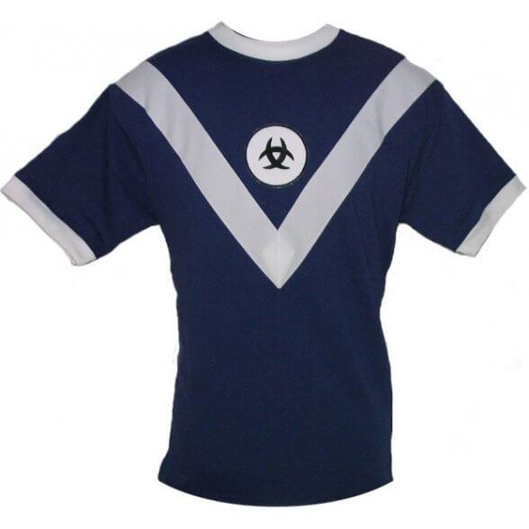 Bordeaux Retro Shirt