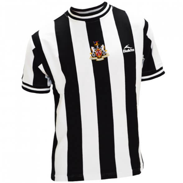 Newcastle United 1973-74 Retro Shirt