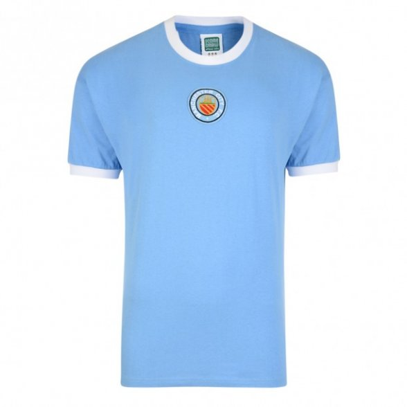 Manchester City 1970 Retro Shirt