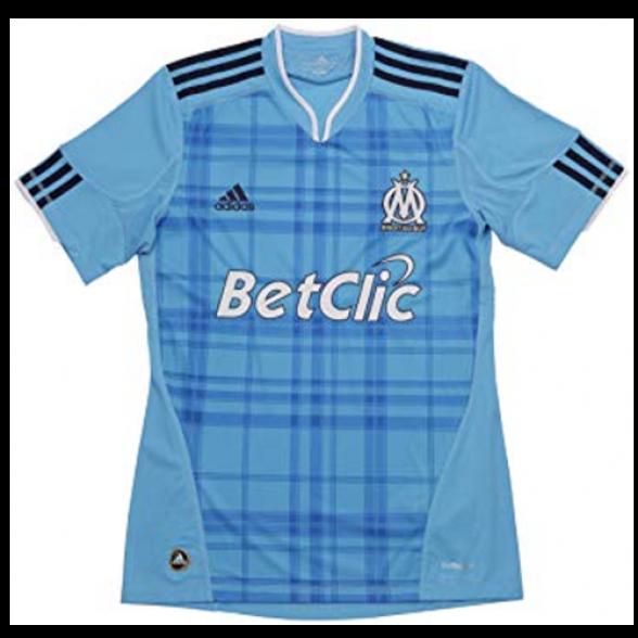 pretty nice e4e6e 5a37f Olympique Marseille jersey 2010-2011 goalkeeper