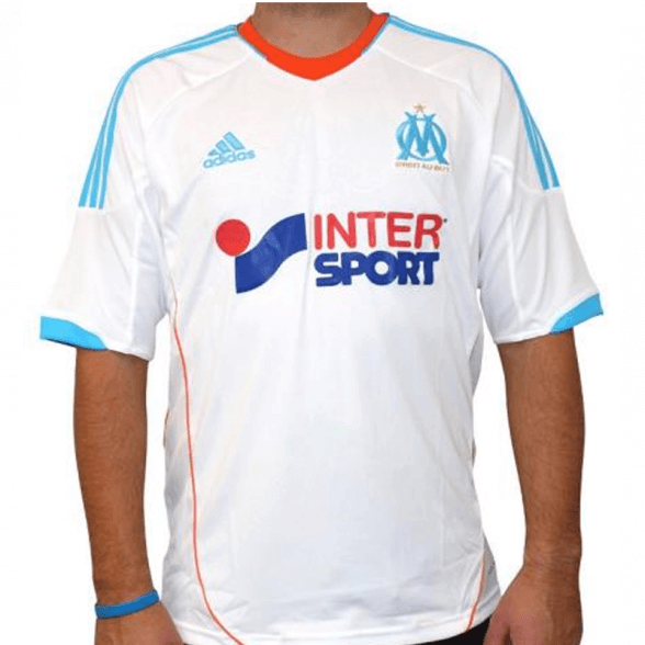free shipping f7add ca172 Olympique Marseille jersey 2012-2013