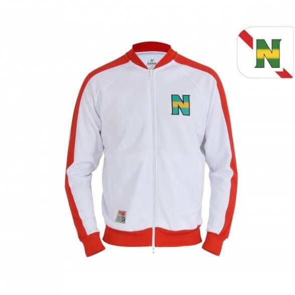 Newteam 2º season jacket | White