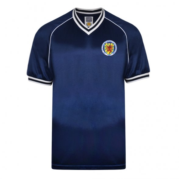 Scotland 1982 Retro Shirt