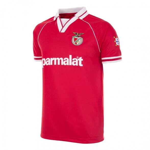 SL Benfica 1994-95 retro shirt