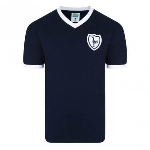 Tottenham Hotspur 1962 - Nº 8 Retro Shirt - Away